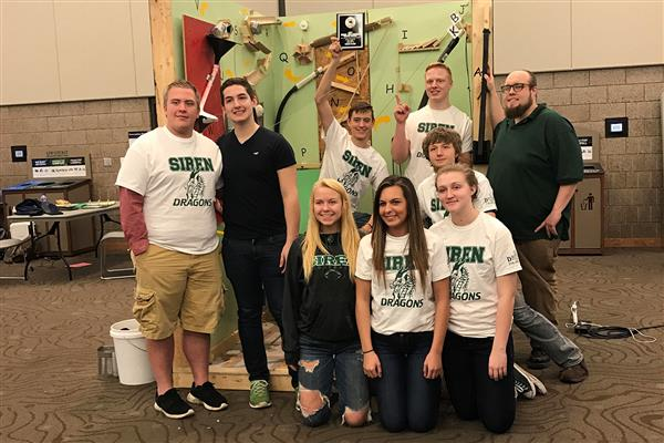 Rube Goldberg Team